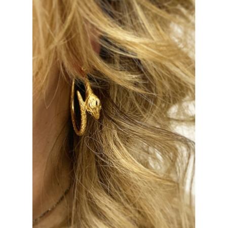 Mya Bay Boucles d'oreilles Serpiente