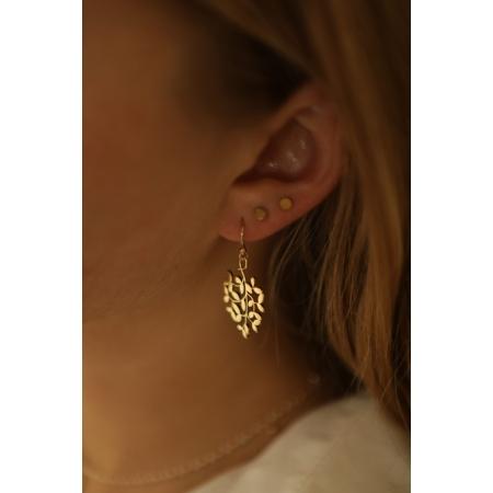 By164 - Boucles d'oreilles arbre de vie