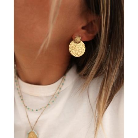 LABELLE - Boucles d'oreilles IRIE